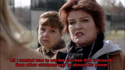 OITNB Chicken