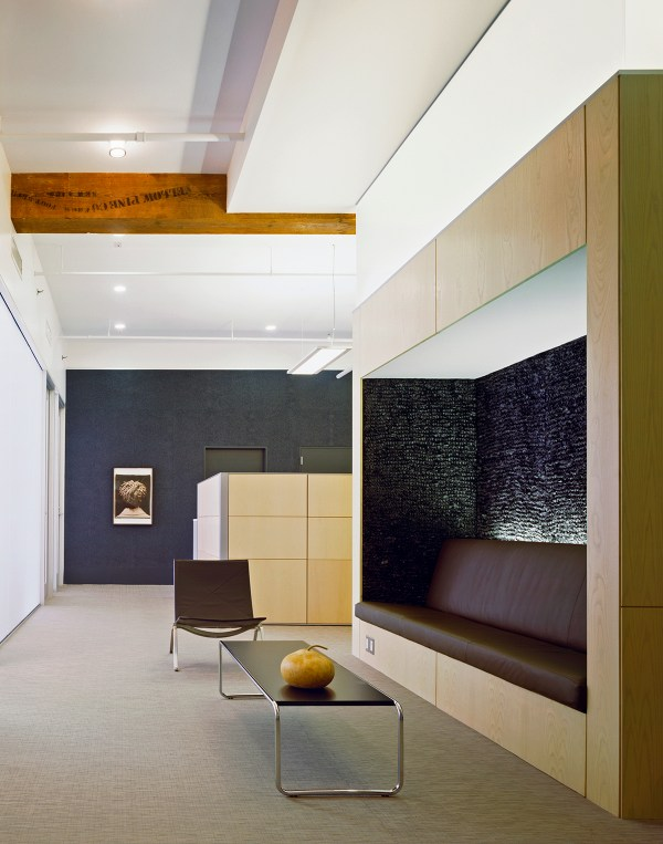 Banquette Seating Office
