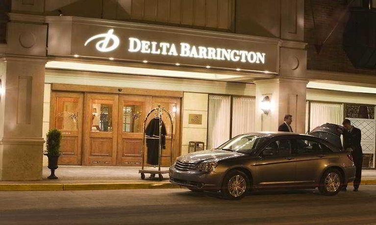 DELTA BARRINGTON HOTEL HALIFAX Downtown Halifax