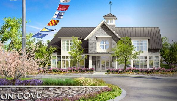 Hampton Cove Delta Ladner Community Golf Course Yacht Club