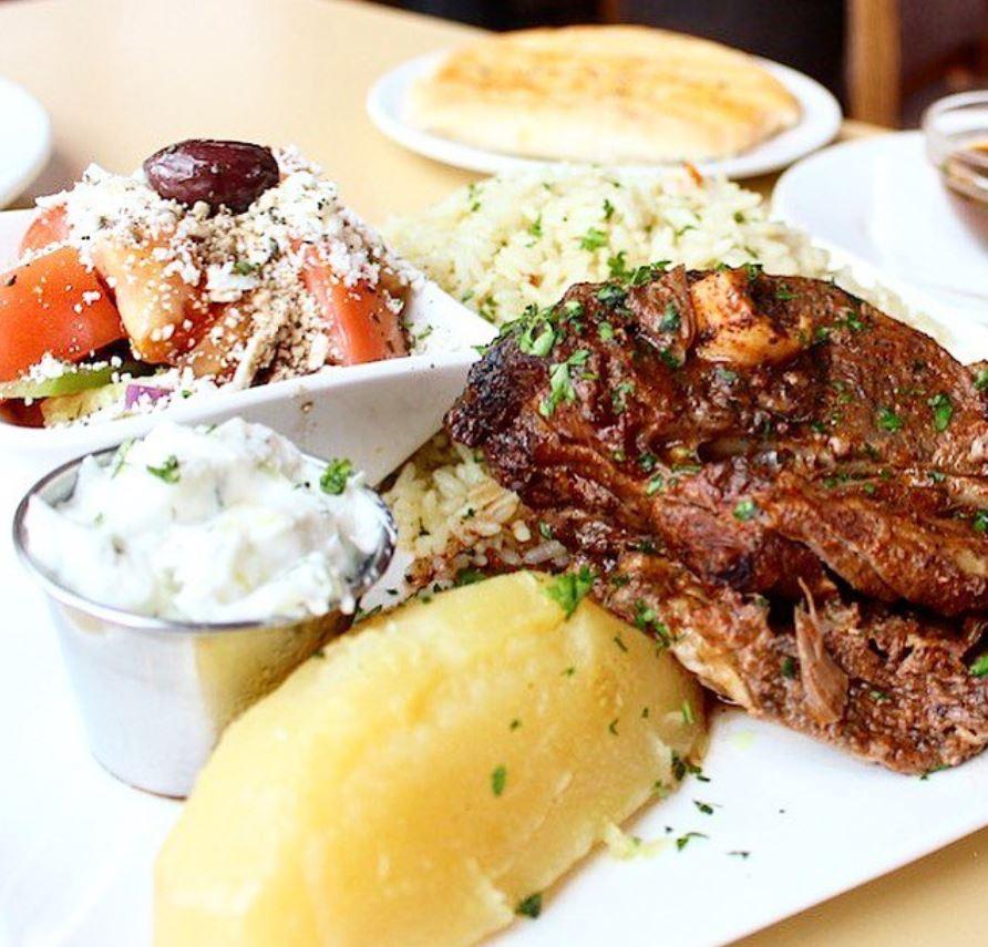 The Primerose Mediterranean Restaurant