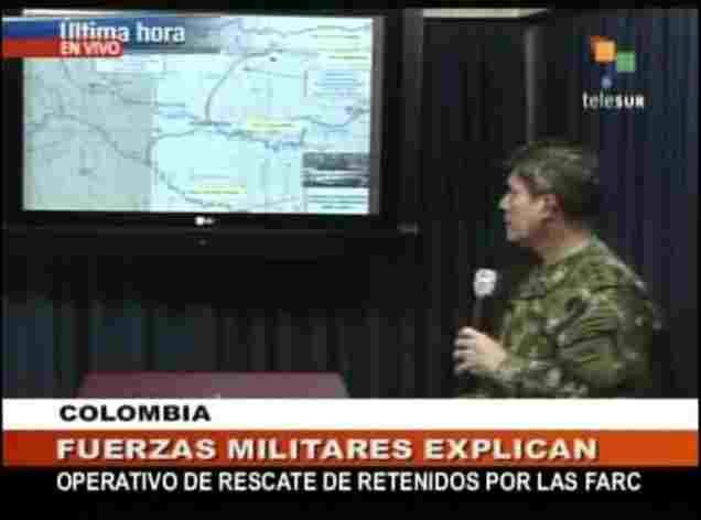 hostage briefing