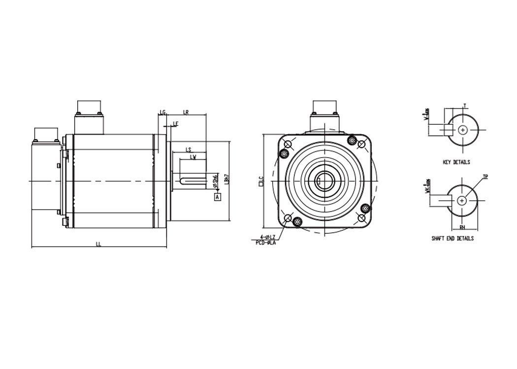 [34+] Draw Schematic Diagram Of Ac Servo Motor