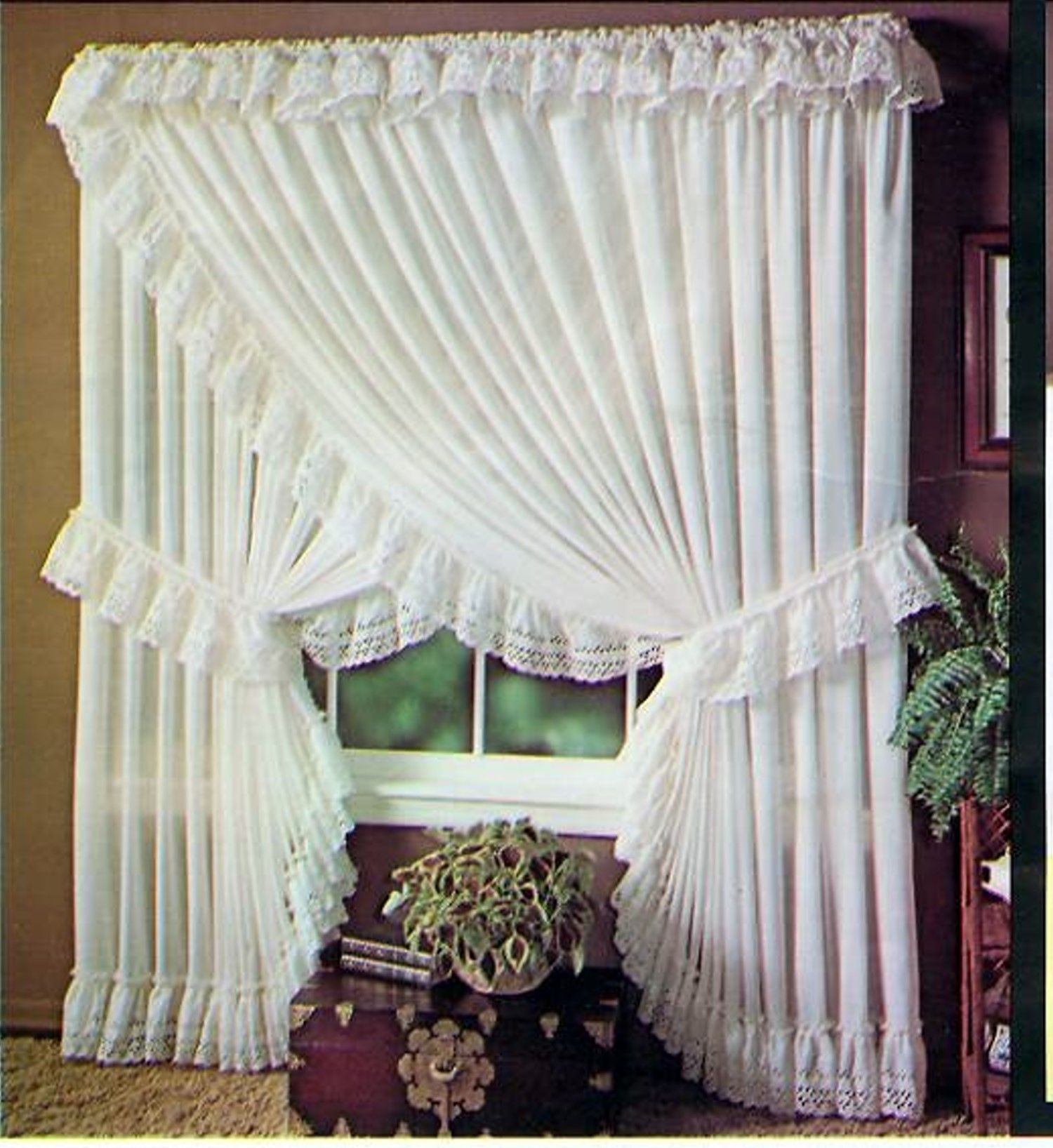 Criss Cross Curtains  Furniture Ideas  Deltaangelgroup