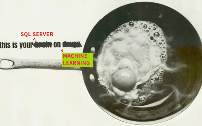 This Is Your SQL Server on Machine Learning