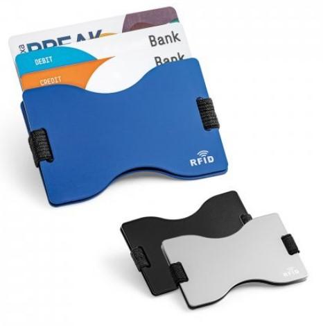 Porta Cartões Bloqueio RFID - 252F