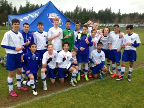 DCS U16 Boys League Cup Winner-2016