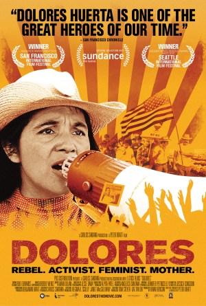Delores Huerta poster