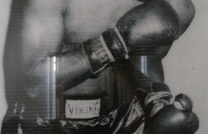 Owner of Fat City Yaqui Lopez when he was actively boxing. Photo by Robert Ruiz