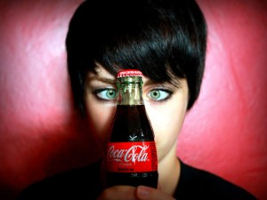 Sugar Shock: A 20-ounce bottle of Coca-Cola has as much sugar as 16 sugar packets!