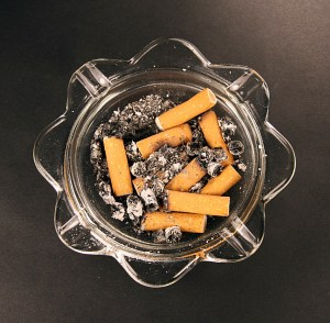 Many unpleasant side effects are associated with tobacco use.
