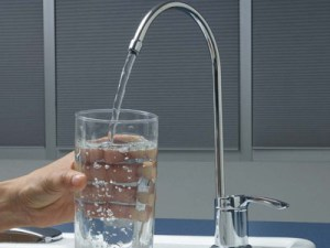 Drinking tap water is usually the best way to replenish fluids.