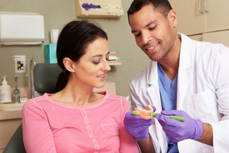Many dental plans cover preventive services, such as exams and cleanings, at 100%.