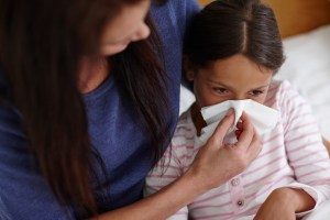 According to a recent Delta Dental survey, employed moms and dads are most likely to miss work this winter from being too ill or because their child becomes ill.