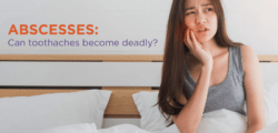 If left untreated, a tooth abscess can be fatal. Learn about the different types of abscesses in the mouth and how to get the proper care.