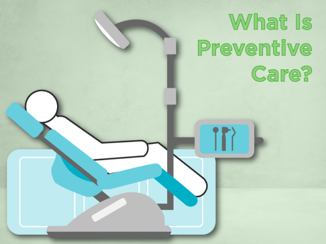 Preventive dental care is as important as preventive health care, but we don't hear about it nearly as often.