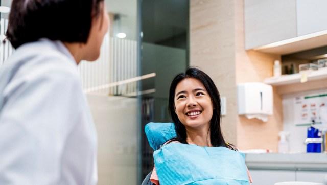 Visit a Delta Dental network dentist
