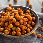 Mouth-Healthy Recipe: Spicy Roasted Chickpeas