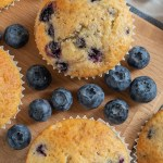 Mouth-Healthy Recipe: Blueberry Muffins