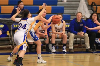 Kotzebue came out strong today with a 31-42 victory.