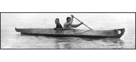 1932 qayaq