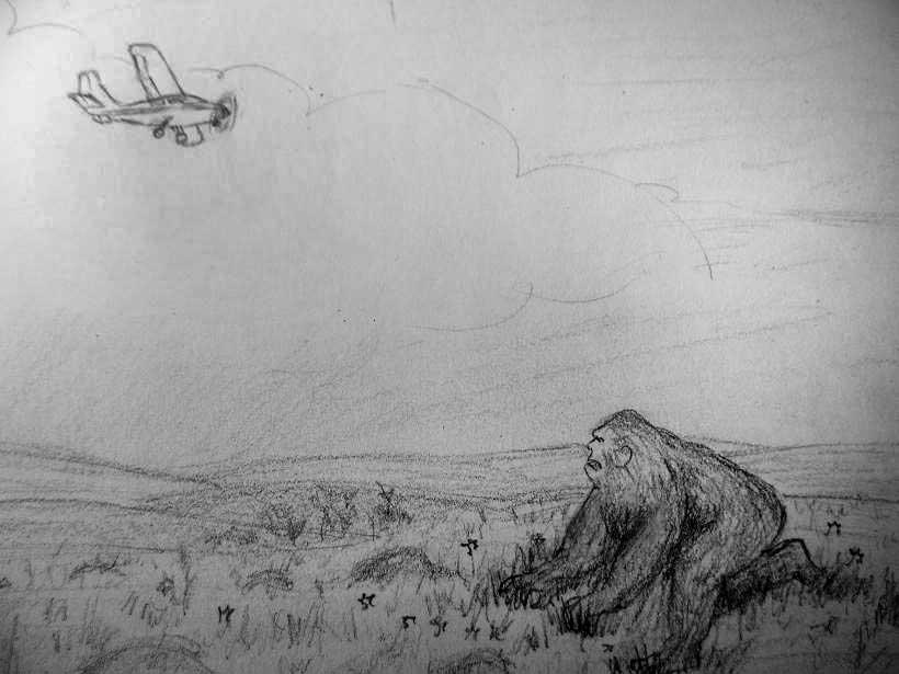 The-Penguq-River-Bigfoot