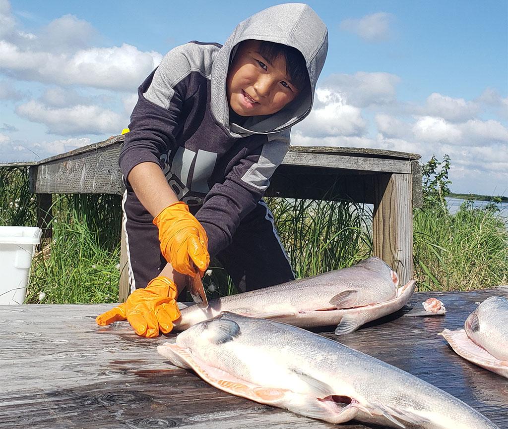 fishcuting