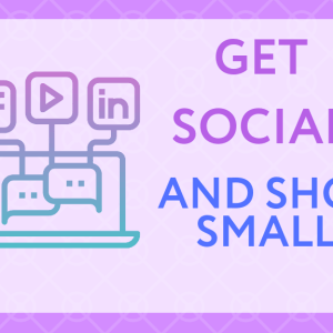 Get Social and Shop Small image