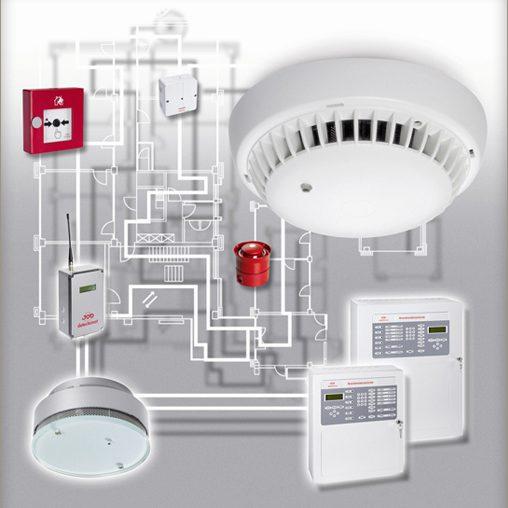 Systèmes d'alarme maison