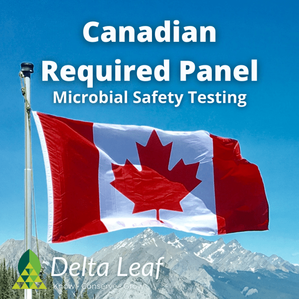 Canadian Microbial Safety Testing for Cannabis