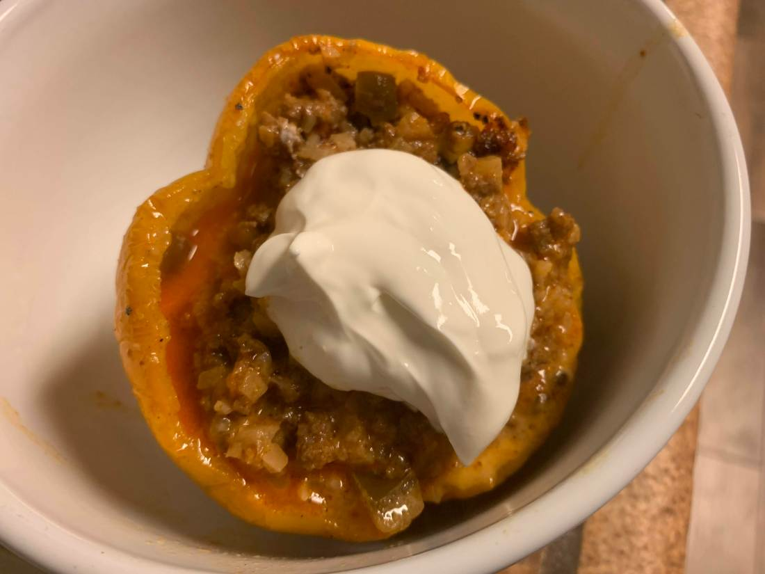 Taco Stuffed Peppers 10