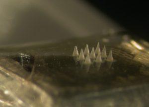 Microneedles Hydrogel Formulation