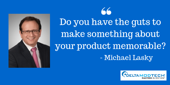 Make Your Product Memorable