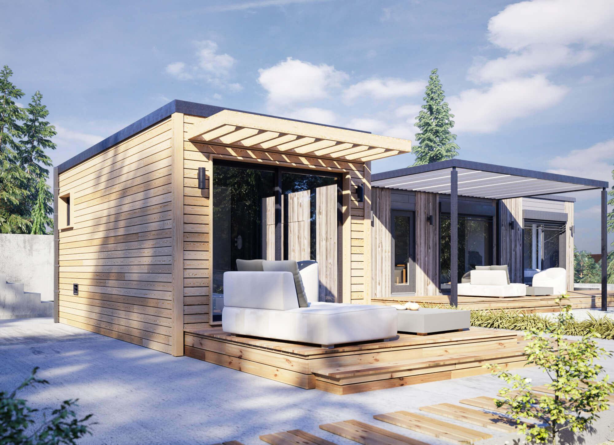 Modulares Bauen Preise : modulhaus anbieter quadrin modulares bauen mit system ~ Watch28wear.com Haus und Dekorationen