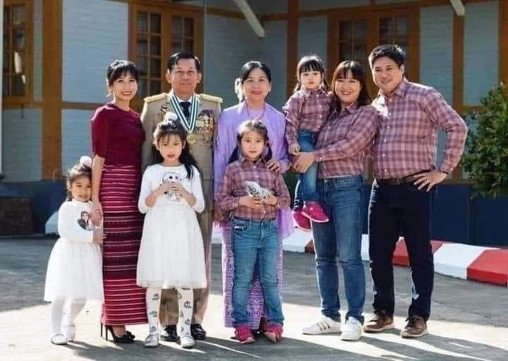 အာဏာသိမ်းအကြမ်းဖက်စစ်ကောင်စီဝင်တွေနဲ့ မိသားစုတွေကို အမေရိကန် အရေးယူဒဏ်ခတ်