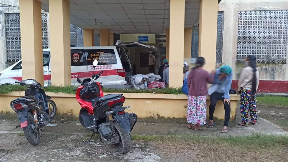 ဖျာပုံမြို့မှာ ကိုဗစ်အတည်ပြုလူနာ (၁၂)ဦး တွေ့ရှိ