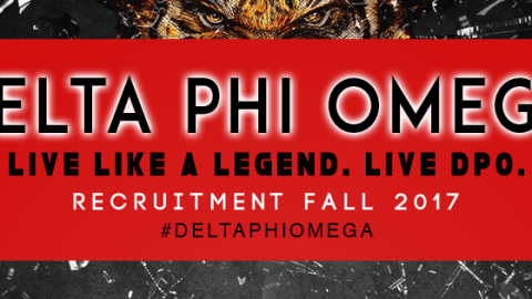 Fall 2017 Recruitment: Live Like a Legend