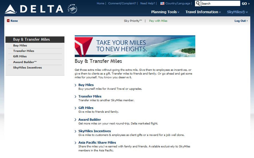 Rookie Wednesday: How to get Delta Skymiles from everywhere ...