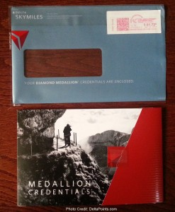 my diamond medallion kit 2 from delta airlines delta points blog