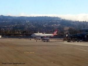 virgin atlantic 747 sfo airport delta points blog