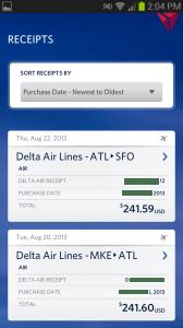 Delta Phone App Android Delta Points blog (12)