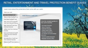 amex bag protection delta points blog