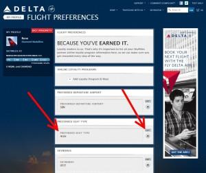flight preferences delta points blog