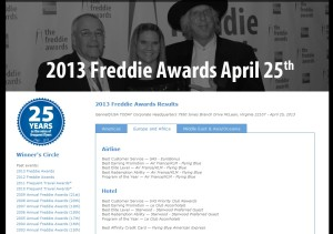 klm big win at freddie awards 2013