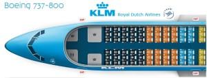 klm737 inside