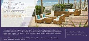 spg take two delta points blog