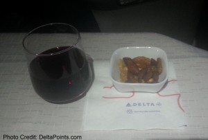 hot nutz delta business class 767-300 atlanta to europe delta points blog