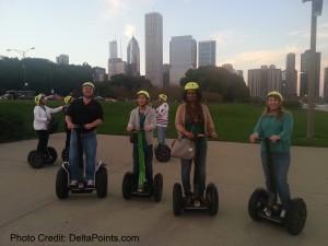 chicago segway tour delta points blog