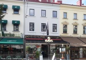 lunch in gothenburg french bistro delta points blog