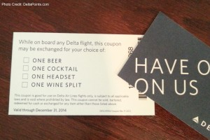 1 year hoou have one on us delta coupone delta points blog